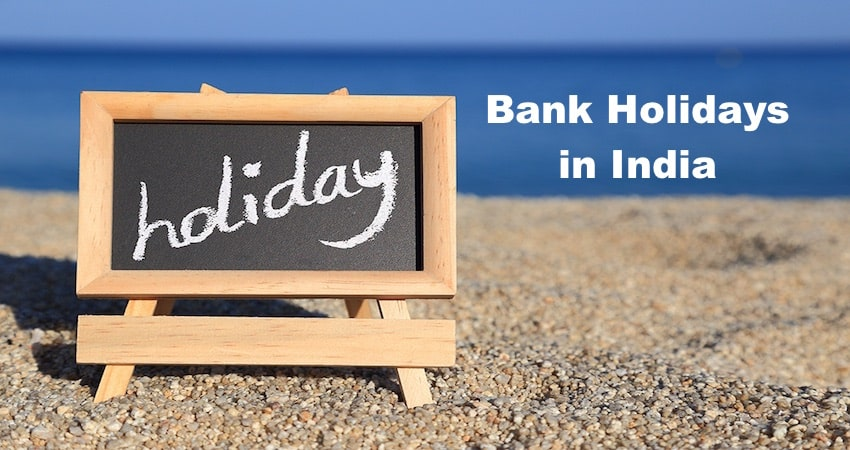Holiday List 2018 under Negotiable Instruments Act